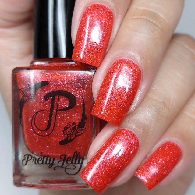 Pretty Jelly Nail Polish - Atolla