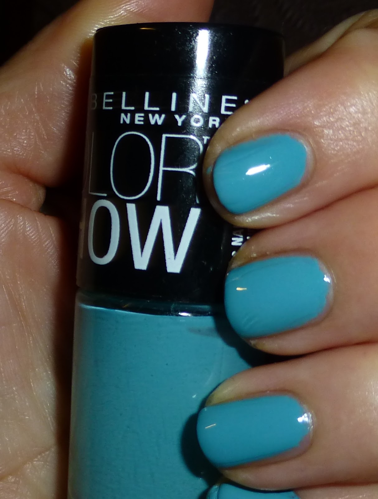 Maybelline Color Show Nail Polish In Turquoise Paradise