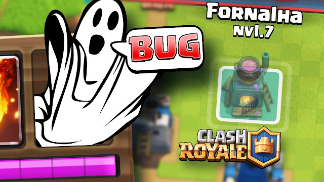 Bug no Clash Royale