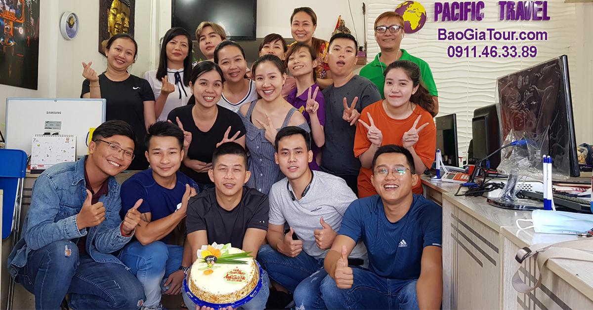 Công Ty Pacific Travel tại Quận 5, Hồ Chí Minh