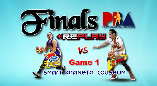 Video List: Magnolia vs SMB Finals Game 1 replay March 23, 2018 PBA Philippine Cup