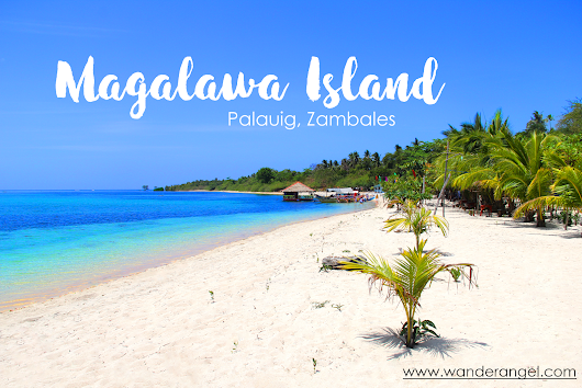 Wander Angel: Magalawa Island: Weekend Beach Escape