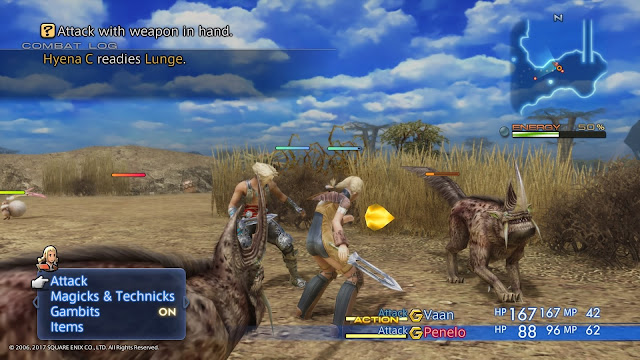 Final Fantasy XII preview