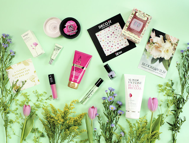 Latest in Beauty - The Bloom Box