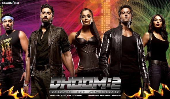 Dhoom 2 (2006) Bluray Subtitle Indonesia