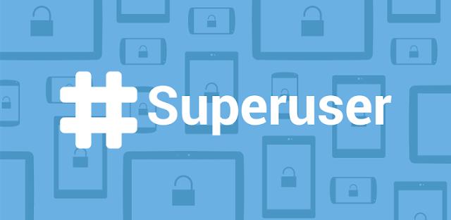 تحميل وشرح استخدام تطبيق ( Super SU )
