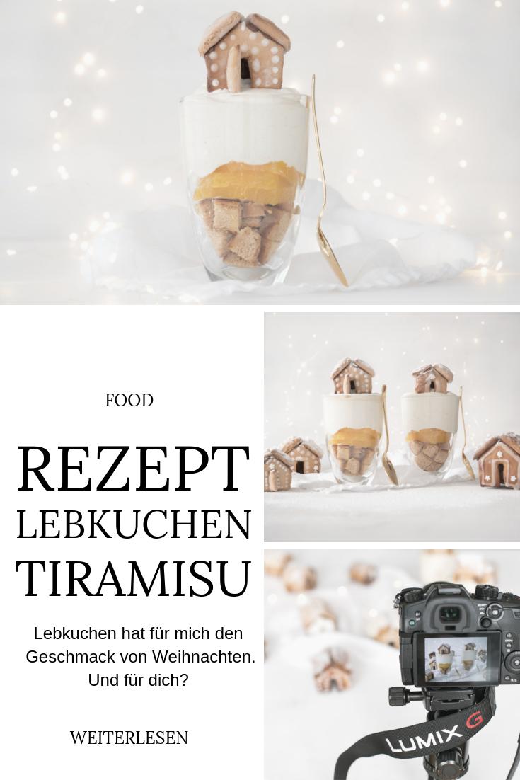 Rezept, Weihnachten, Dessert, Lebkuchen, Tiramisu, Lebkuchenhaus, Haus, Mini Lebkuchen Haus, Lumix GH5
