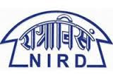 NIRD Recruitment