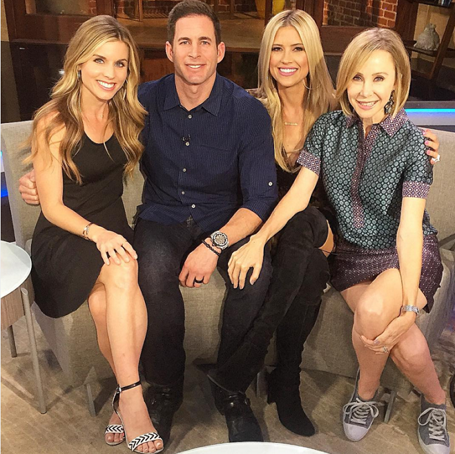 The appreciation of booted news women blog christina el moussa
