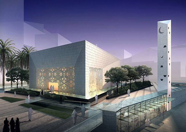 30 Model Masjid Minimalis Dengan Model Masjid Modern dari Seluruh Dunia
