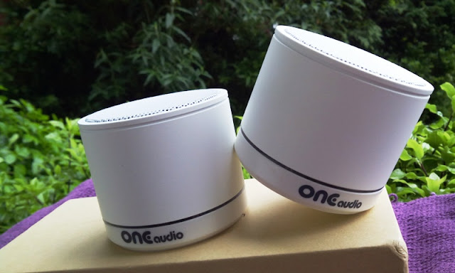 Onemicro Dect Stereo Speaker Doubles Upward Every Mo Portable Populace Statement System!