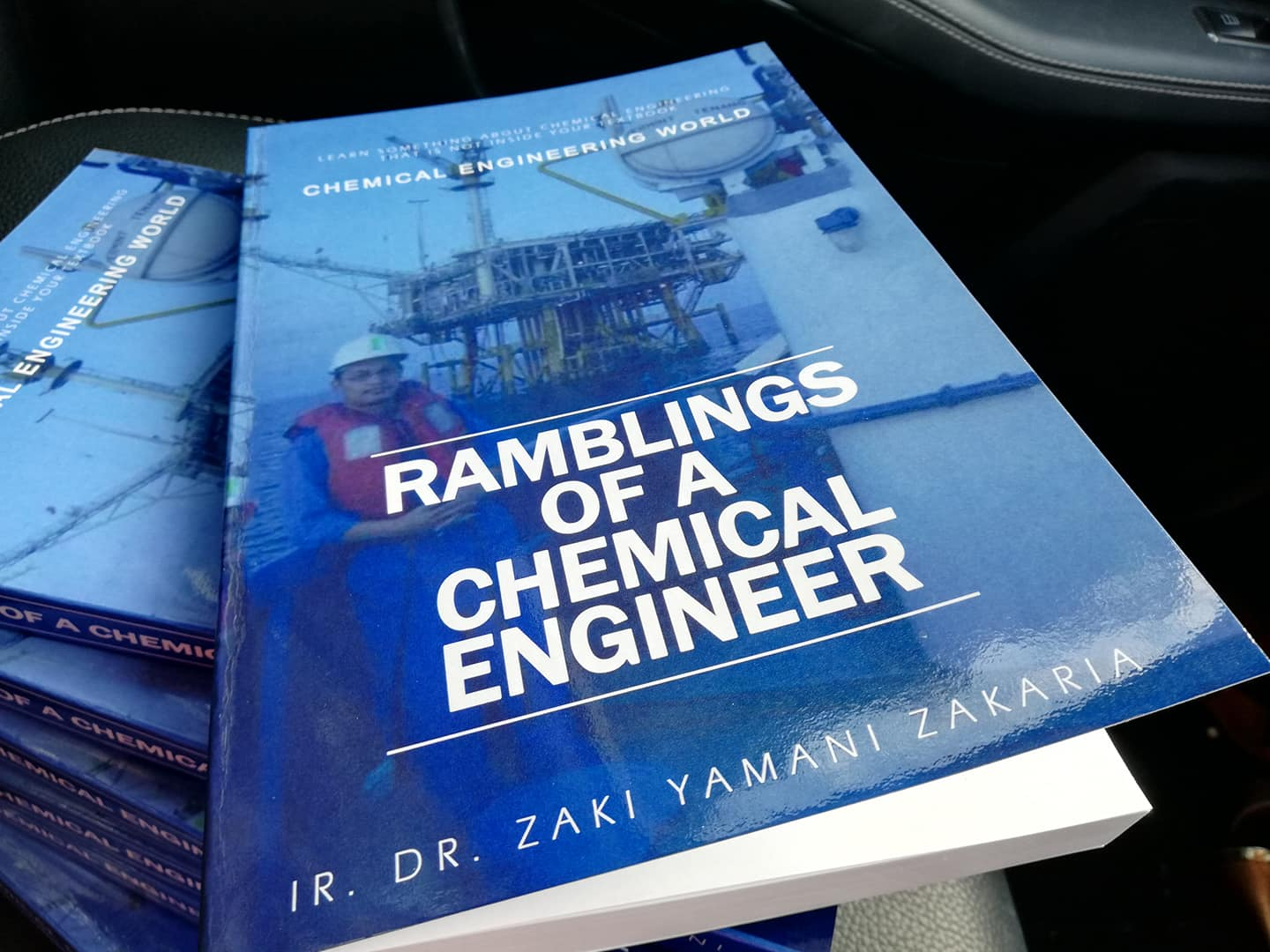 Rambling of a chemical engineer