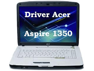Driver Acer Aspire 1350