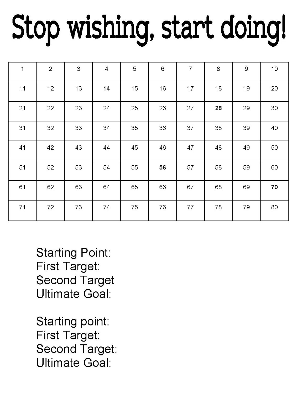 12 month weight loss tracker download to insanity & back.