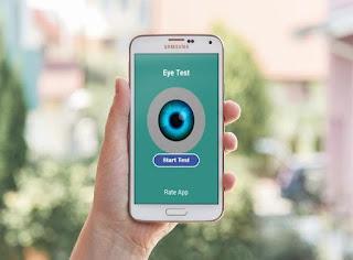 تطبيق Eye Vision Test لاختبرا قوة النظر على أندرويد