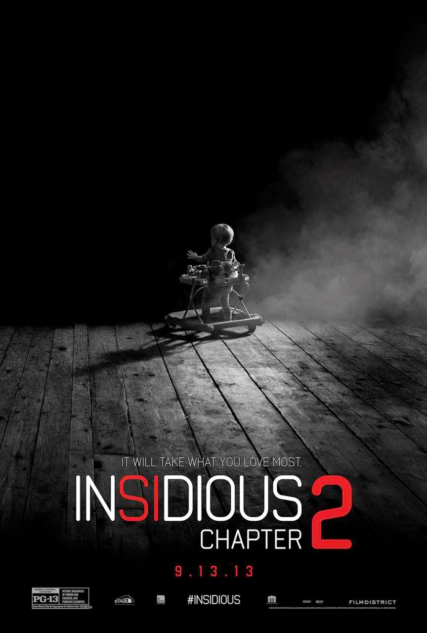Insidious: Chapter 2 2013 - Full (HD)