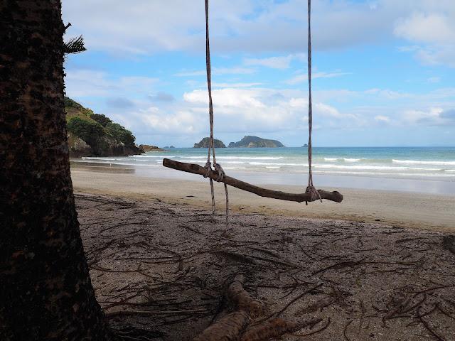 Matauri Campsite Neuseeland