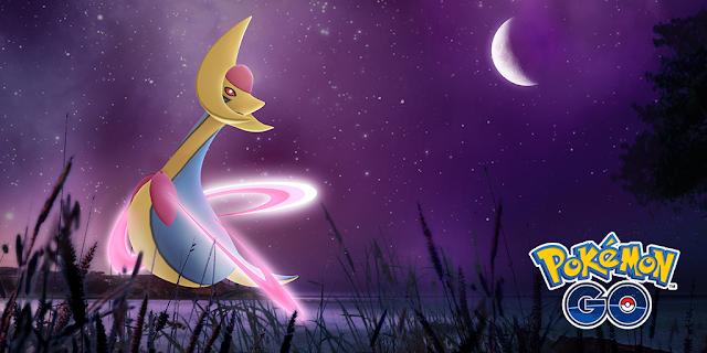 Pokémon GO: Raid de Cresselia
