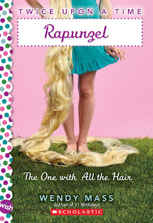 Twice Upon A Time: Rapunzel, the One With All the Hair
