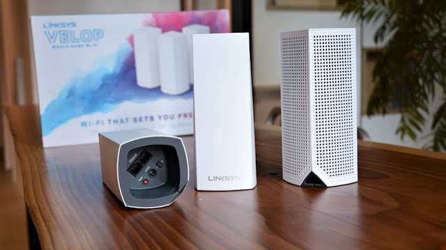 Linksys Velop Whole Home Wi-Fi System review
