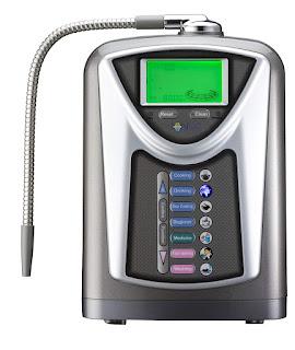 Water ionizer