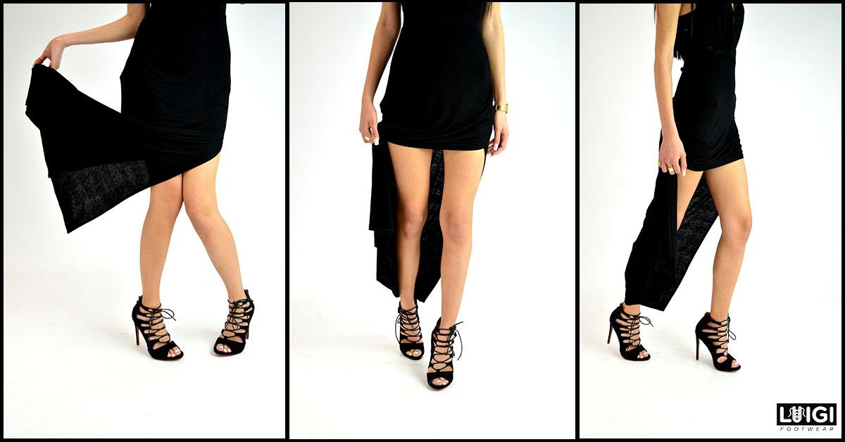 100e8faf2f0 Γυναικεία Παπούτσια, Ανδρικά Παπούτσια | LUIGI FOOTWEAR : Lace Up Πέδιλα