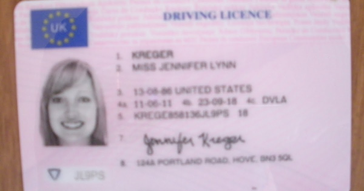 How Get My Driving Licence