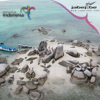 Batu Berlayar Island Belitung
