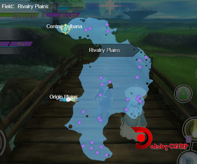 Field Rivalry Plains Map