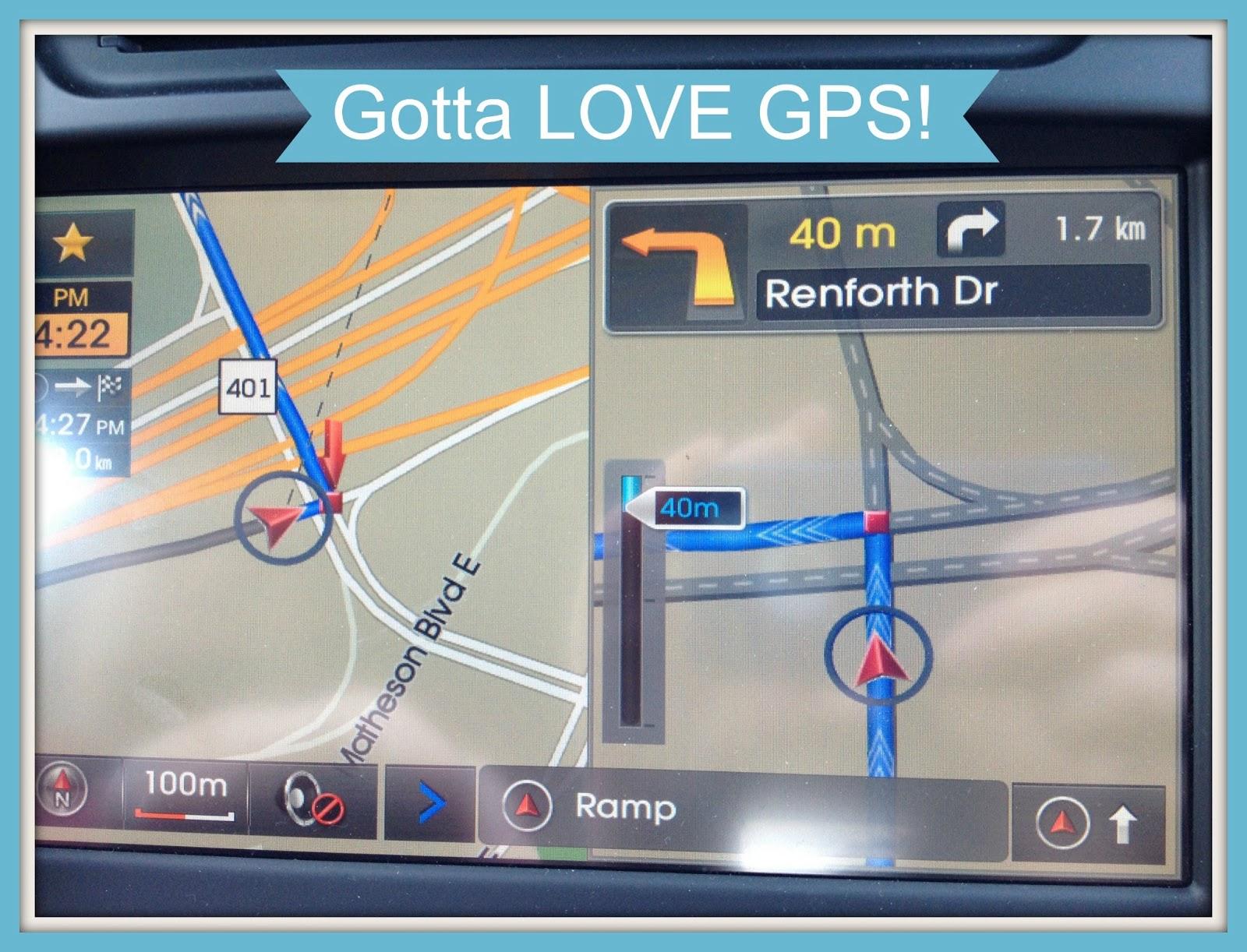 Santa Fe GPS