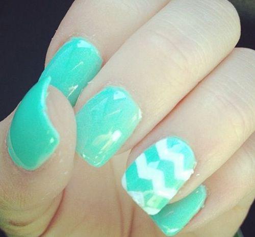 So cute nail art design