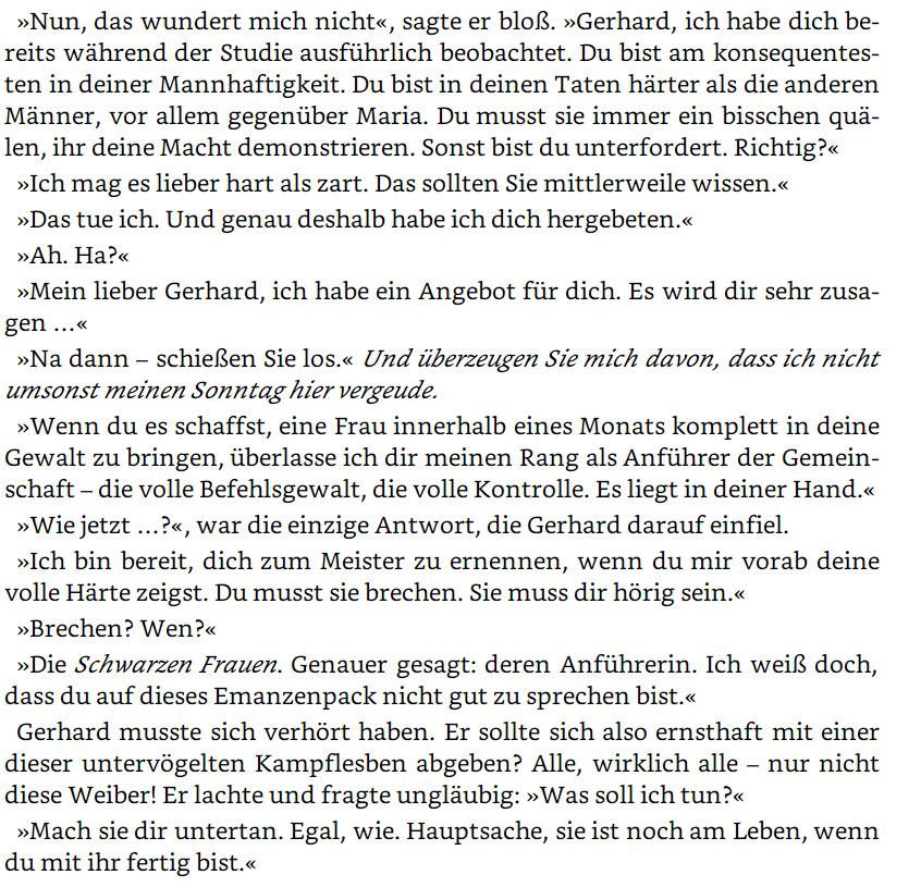 Gerade an dem Tag, an dem ich festgestellt hatte, dass im Deutschen Sicherlich halfen auch Geschenke zum Geburtstag und zu.