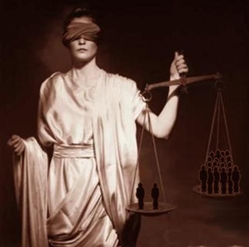 Vendedores de Justicia