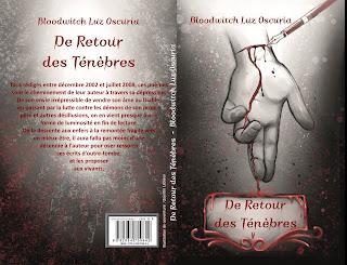 """La couverture de """"De Retour des Ténèbres"""""""