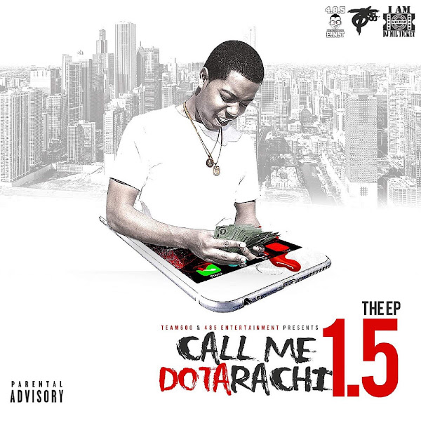 S-Dot - Call Me Dotarachi 1.5 - EP Cover