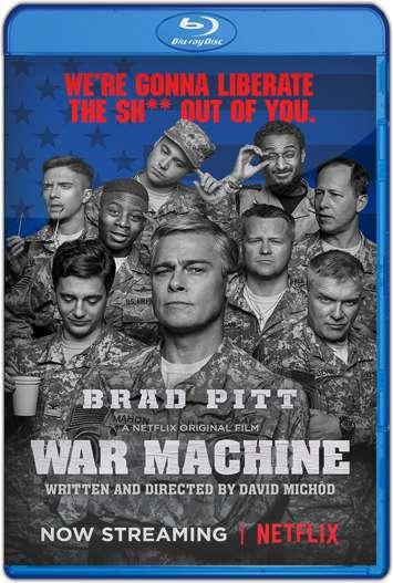 Máquina de guerra (2017) HD 1080p y 720p Latino