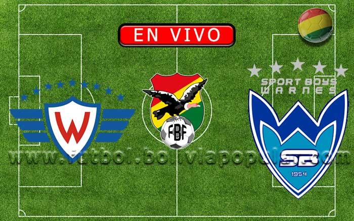 【En Vivo】Wilstermann vs. Sport Boys - Torneo Clausura 2019