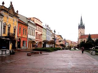 Presov Eslovaquia Open Comunicación