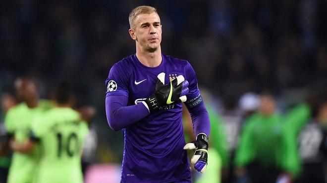 Thủ thành của Man City, đương kim vô địch giải năm 2013/14, đã gửi lờn chúc mừng đội tuyển Chelsea.