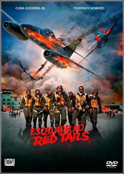 Baixar Esquadrão Red Tails Dublado Grátis