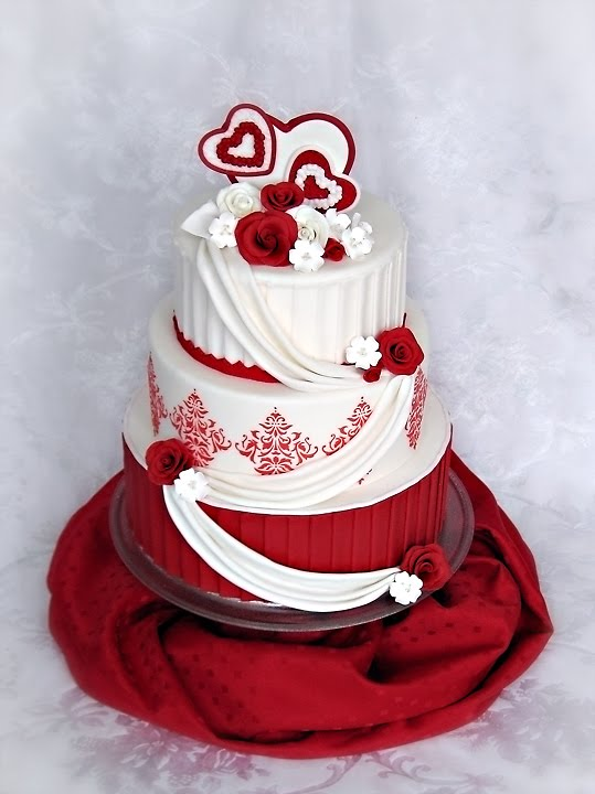 love wedding cakes to valentine 39 s day food and drink. Black Bedroom Furniture Sets. Home Design Ideas