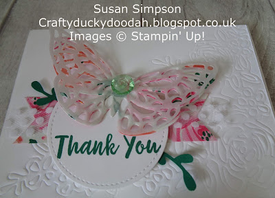 Craftyduckydoodah!, Abstract Expressions, August 2018 Coffee & Cards project, Stampin' Up! UK Independent  Demonstrator Susan Simpson, Supplies available 24/7 from my online store,