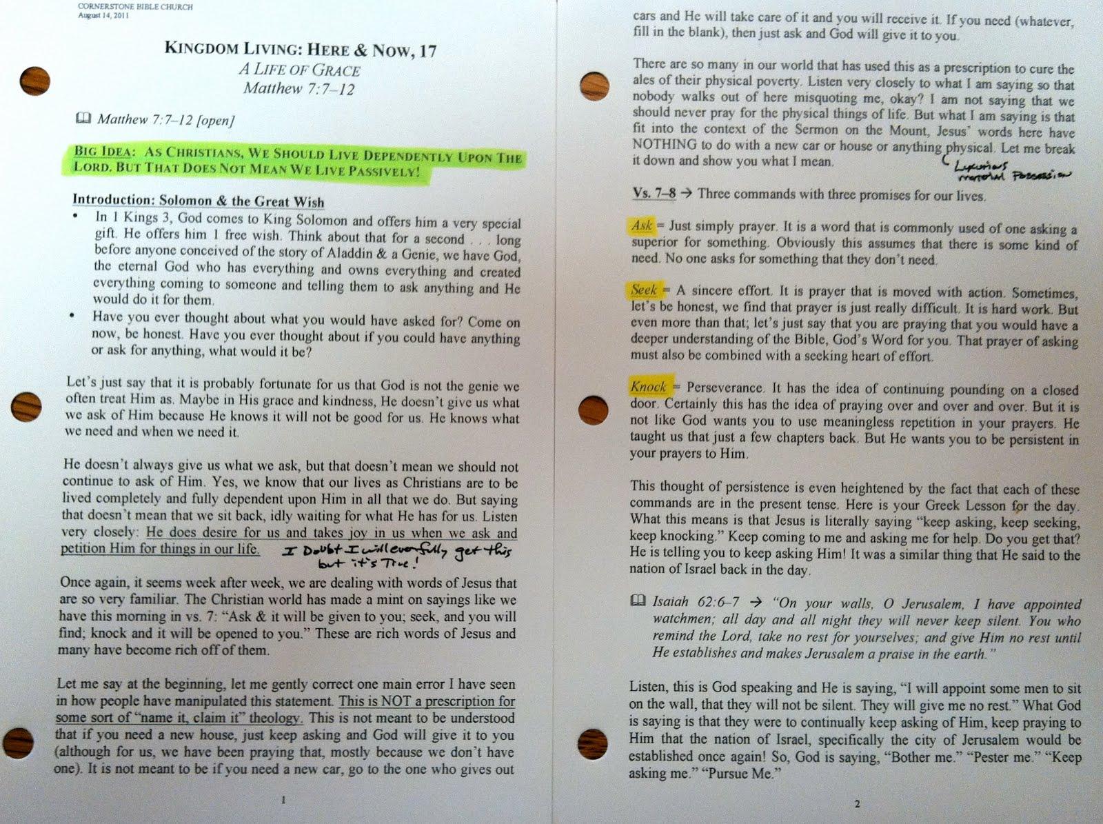 How to write a youth sermon topics