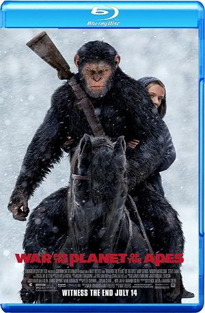 War for the Planet of the Apes 2017 WEB-DL 720p 1080p