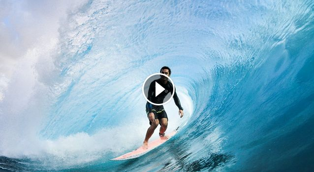 Tahiti Freesurfs Surfing