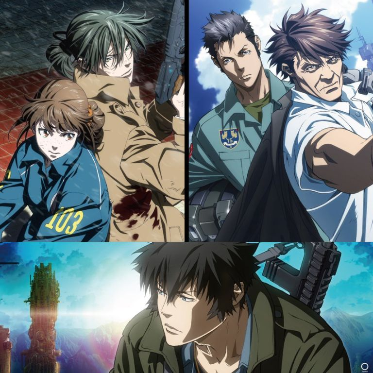 Film Anime Crime Mystery Thriller Terbaik tahun 2019