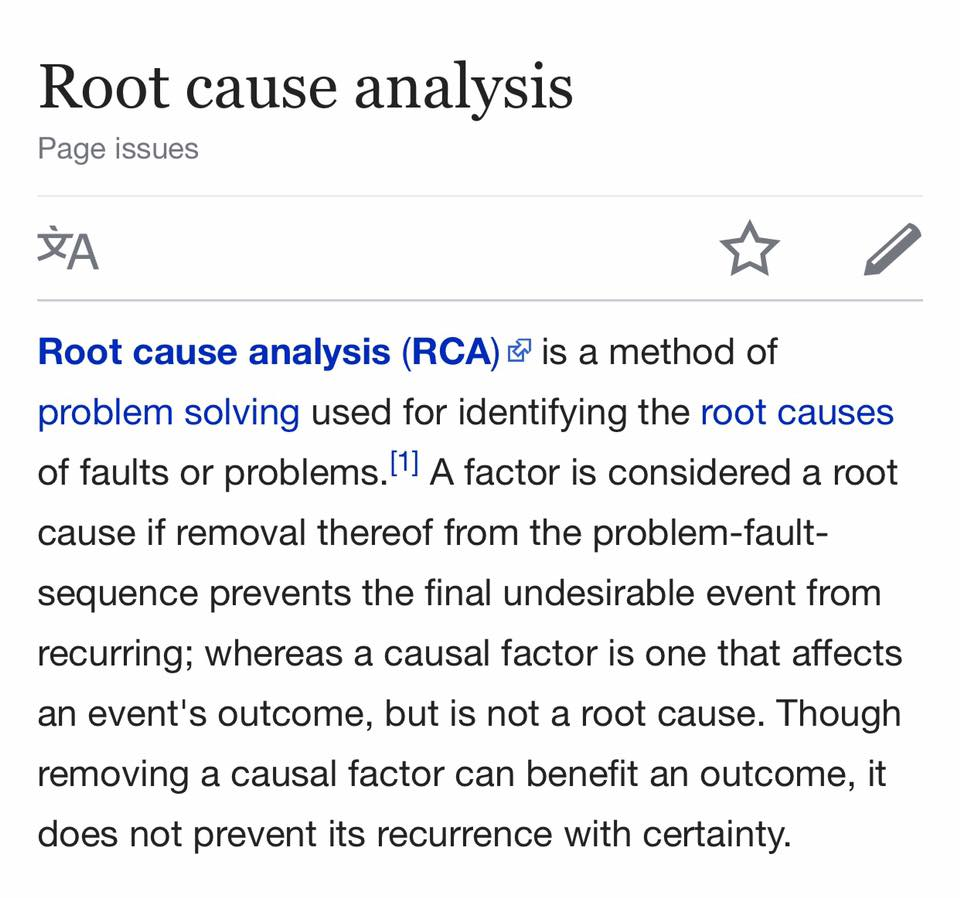 what is #social #engineering? what is #root #cause #analysis