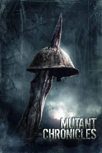 Mutant Chronicles (2008) ταινιες online seires xrysoi greek subs