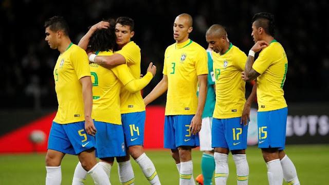 Brasil Janjikan Sepakbola yang Hebat di Piala Dunia 2018