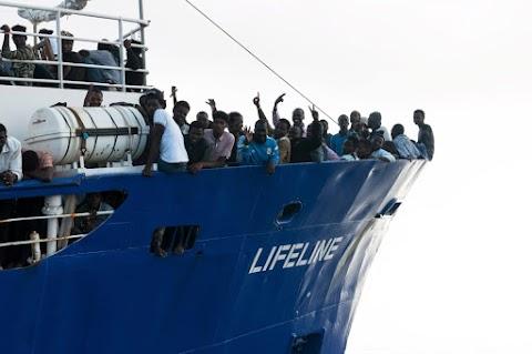 Németország egyelőre senkit sem fogad be a Lifeline utasai közül